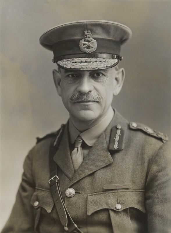 Sir John Monash, by Bassano Ltd, 1918 - NPG x85341 - © National Portrait Gallery, London