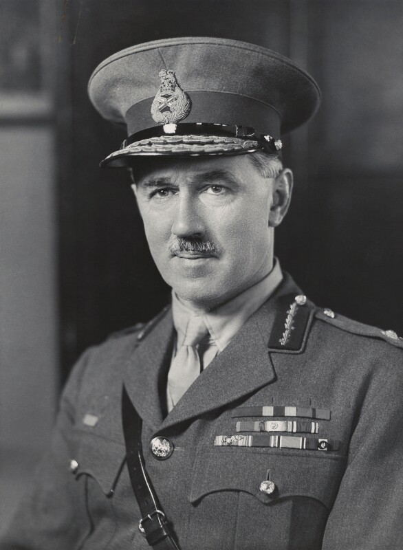 Sir Clive Gerard Liddell, by Bassano Ltd, 6 December 1937 - NPG x85357 - © National Portrait Gallery, London