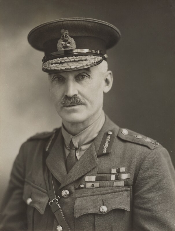 Henry Sinclair Horne, Baron Horne, by Bassano Ltd, 31 December 1918 - NPG x85372 - © National Portrait Gallery, London