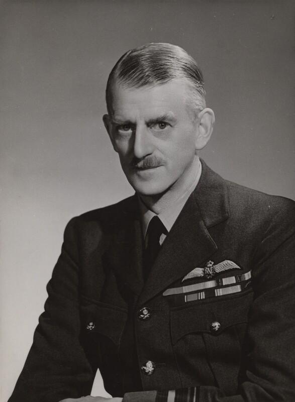 Robert Dickinson Oxland, by Bassano Ltd, 3 March 1944 - NPG x85374 - © National Portrait Gallery, London