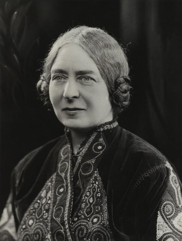 Laura Knight, by Bassano Ltd, 20 February 1936 - NPG x85441 - © National Portrait Gallery, London