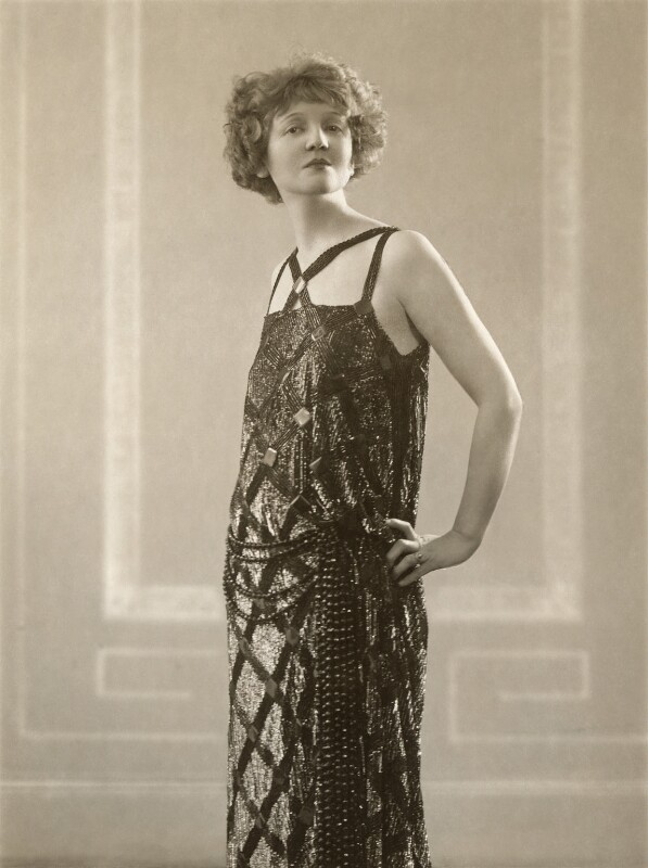 Willette Kershaw, by Bassano Ltd, 1921 - NPG x85544 - © National Portrait Gallery, London
