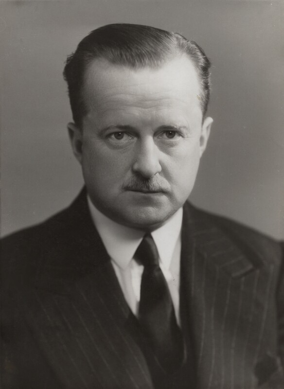(Alfred) Duff Cooper, 1st Viscount Norwich, by Bassano Ltd, 13 June 1939 - NPG x85559 - © National Portrait Gallery, London
