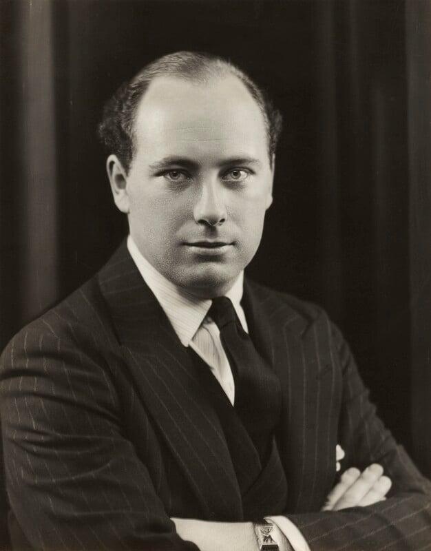 John Sheldon Olliff, by Bassano Ltd, 4 March 1936 - NPG x85622 - © National Portrait Gallery, London