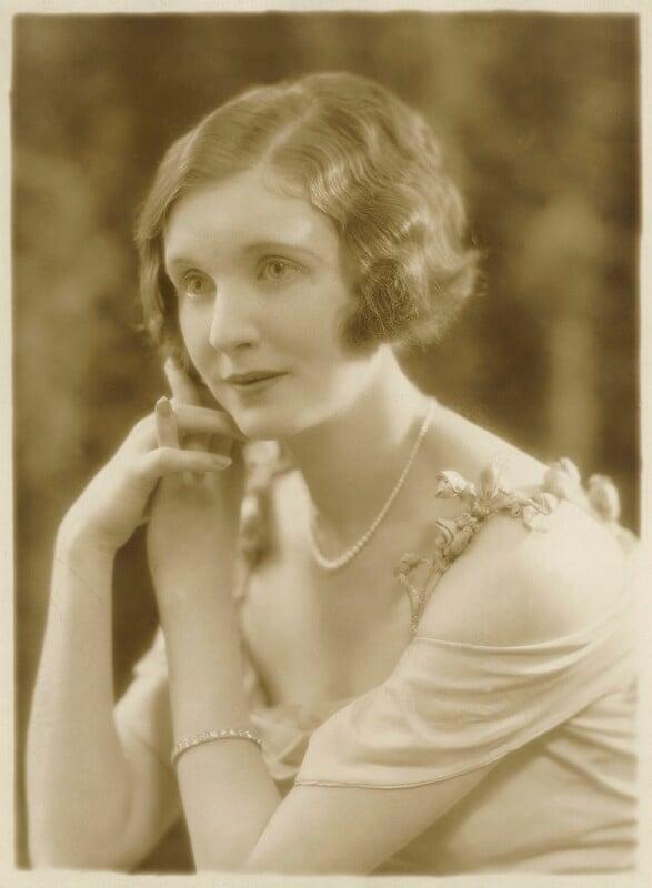 June (née Howard-Tripp), Lady Inverclyde, by Bassano Ltd, 1923 - NPG x85682 - © National Portrait Gallery, London