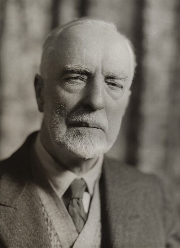 Sir William Goscombe John, by Bassano Ltd, 5 January 1937 - NPG x85734 - © National Portrait Gallery, London
