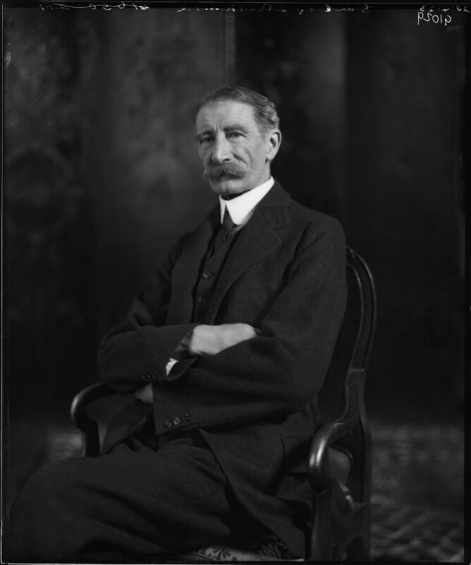 Claude George Bowes-Lyon, 14th Earl of Strathmore and Kinghorne, by Bassano Ltd, 20 April 1923 - NPG x95757 - © National Portrait Gallery, London