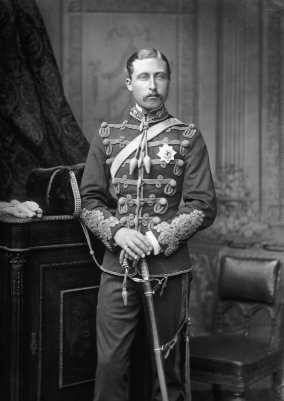 Prince Arthur, 1st Duke of Connaught and Strathearn, by Alexander Bassano, 1878 - NPG x95962 - © National Portrait Gallery, London