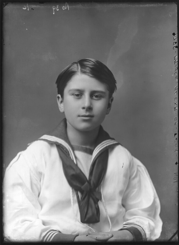 Prince Alexander Cambridge, Earl of Athlone, by Alexander Bassano, circa 1884 - NPG x96011 - © National Portrait Gallery, London