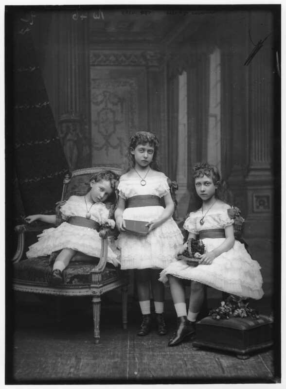 Royal Family group, by Alexander Bassano, 1875 - NPG x96038 - © National Portrait Gallery, London