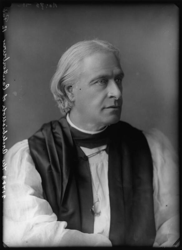 NPG x96170; Edward White Benson - Portrait - National Portrait Gallery
