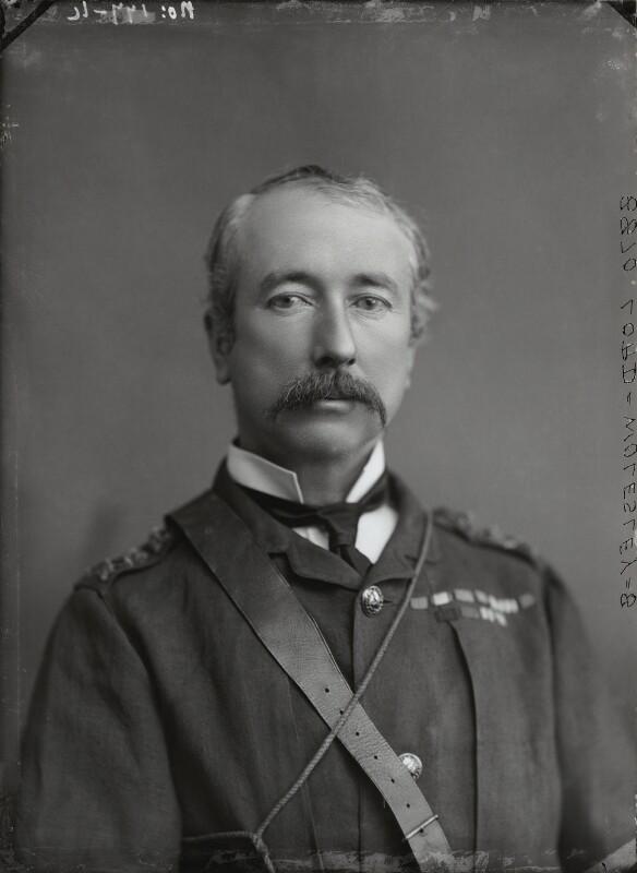 Garnet Joseph Wolseley, 1st Viscount Wolseley, by Alexander Bassano, 1880s - NPG x96479 - © National Portrait Gallery, London