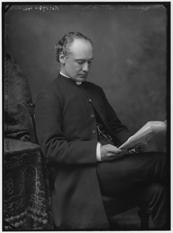 Albert Basil Orme Wilberforce, by Alexander Bassano, 1883 - NPG x96490 - © National Portrait Gallery, London