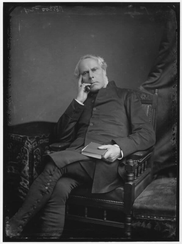 Frederick Temple, by Alexander Bassano, 1882 - NPG x96572 - © National Portrait Gallery, London