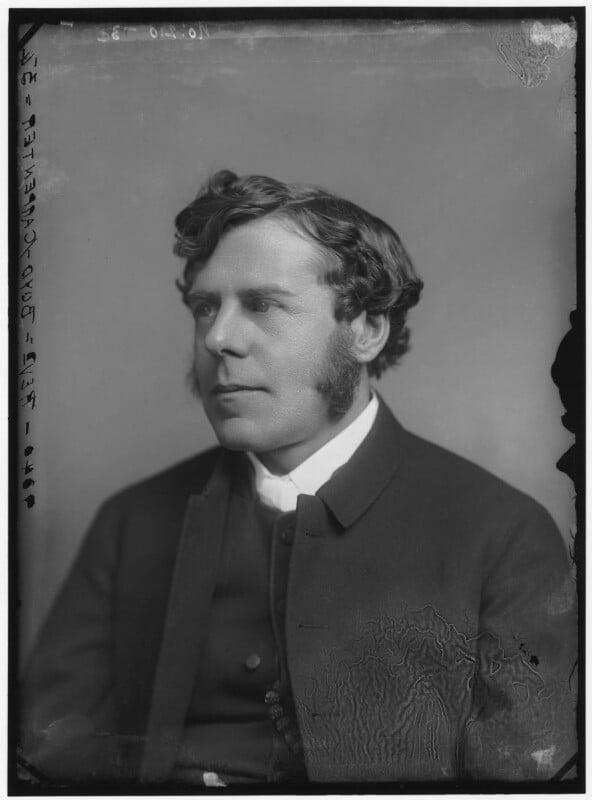 William Boyd Carpenter, by Alexander Bassano, 1883 - NPG x96617 - © National Portrait Gallery, London