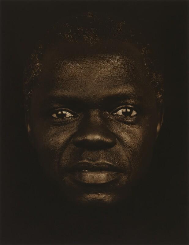 John Sentamu, by Donald MacLellan, 8 November 1996 - NPG x88751 - © Donald MacLellan
