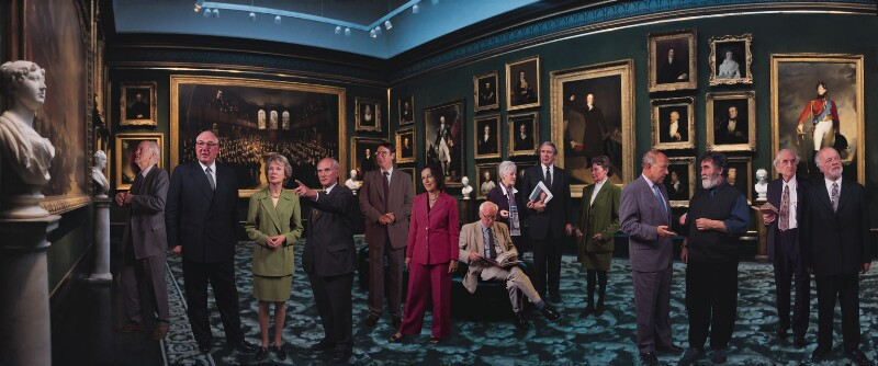 The Trustees of the National Portrait Gallery, by John Goto, 1999-2000 - NPG x88801 - © National Portrait Gallery, London