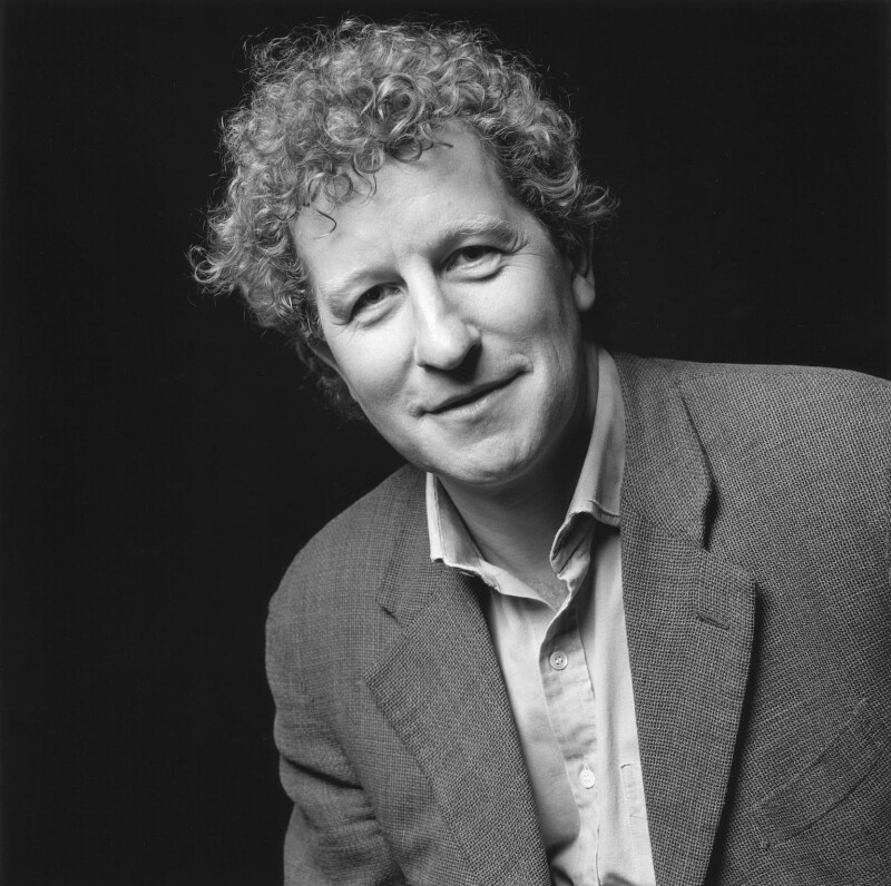 Sebastian Faulks, by Norman McBeath, 12 May 1999 - NPG x88759 - © Norman McBeath / National Portrait Gallery, London