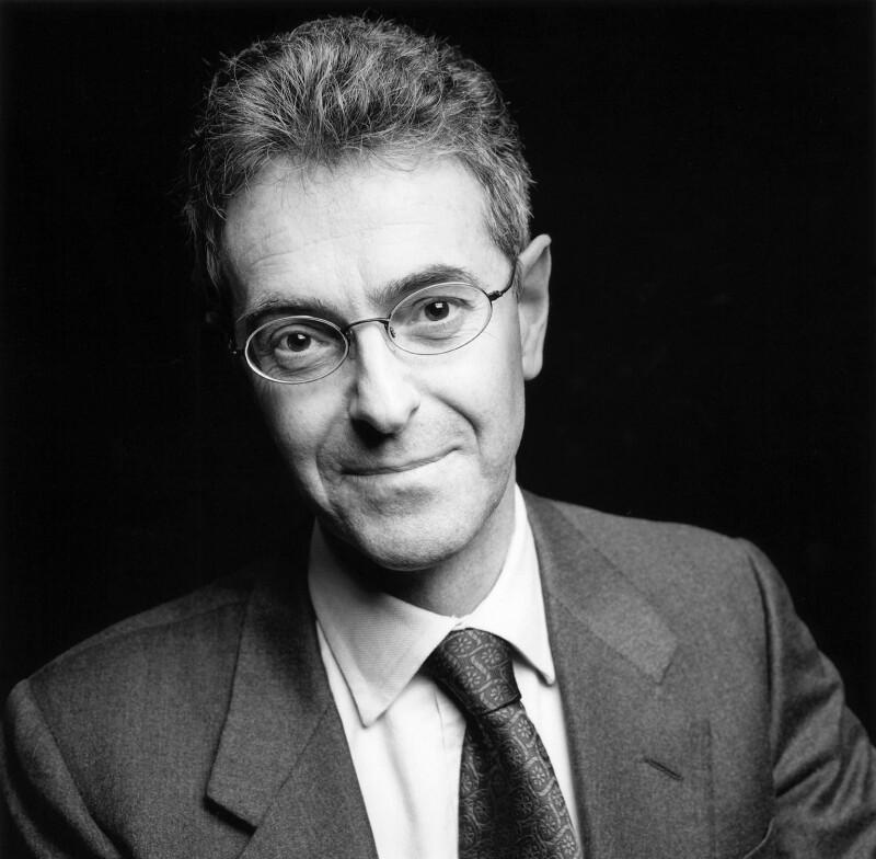 John Richard Krebs, Baron Krebs, by Norman McBeath, 6 December 1999 - NPG x88764 - © Norman McBeath / National Portrait Gallery, London