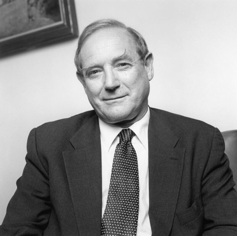 Sir Colin Renshaw Lucas, by Norman McBeath, 5 August 1999 - NPG x88766 - © Norman McBeath / National Portrait Gallery, London