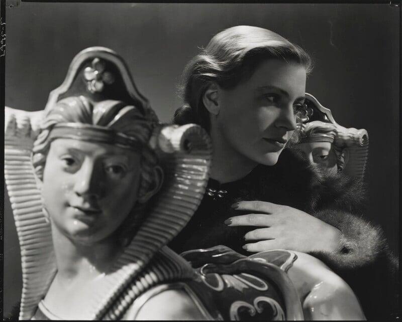 Lee Miller, by Lee Miller, 1939 - NPG P873 - © reserved; collection National Portrait Gallery, London