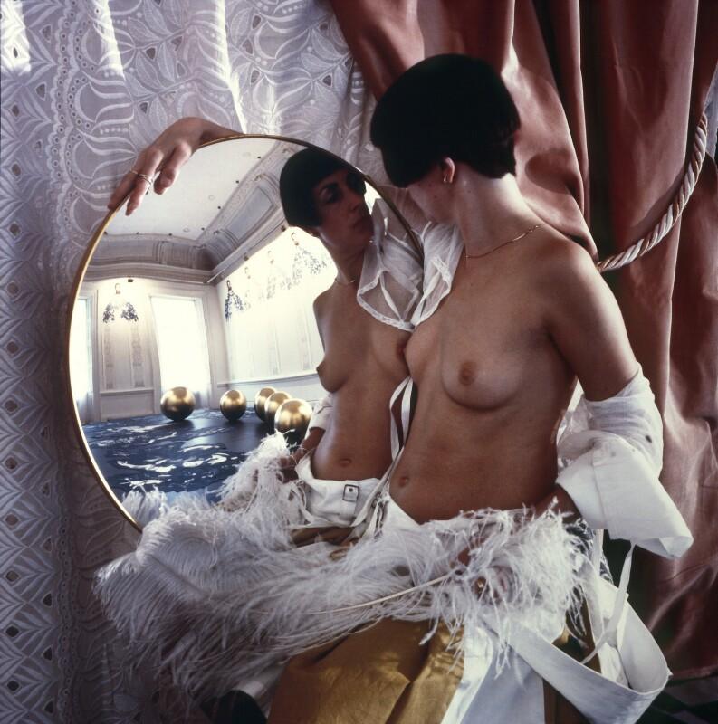 Helen Chadwick ('Vanitas II'), by Helen Chadwick, 1986 - NPG P874 - © estate of Helen Chadwick