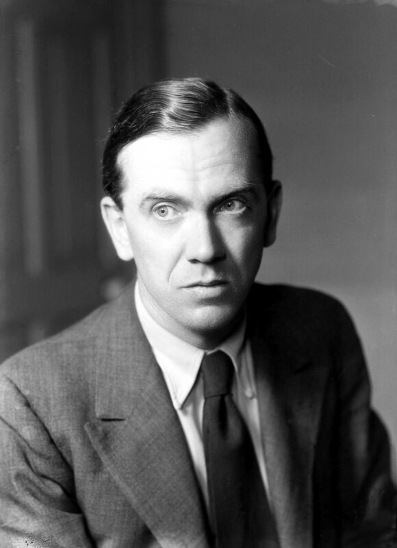 Graham Greene, by Bassano Ltd, 7 June 1939 - NPG x15392 - © National Portrait Gallery, London