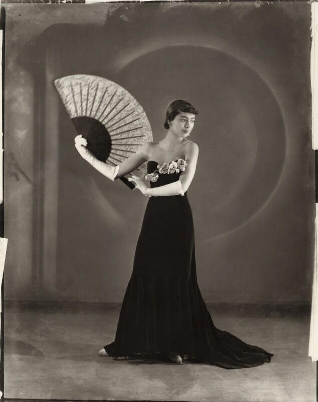 Margot Fonteyn, by Bassano Ltd, 1936 - NPG x19229 - © National Portrait Gallery, London