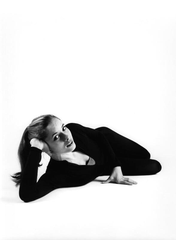 Darcey Bussell, by Gemma Levine, 1993 - NPG x88868 - © Gemma Levine