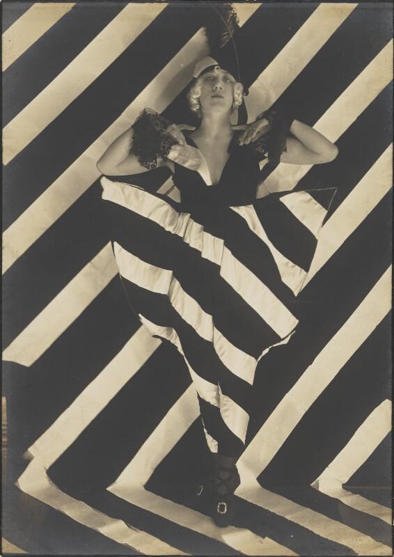 Yvonne Gregory, by Bertram Park, 1919 - NPG x11824 - © estate of Bertram Park / National Portrait Gallery, London