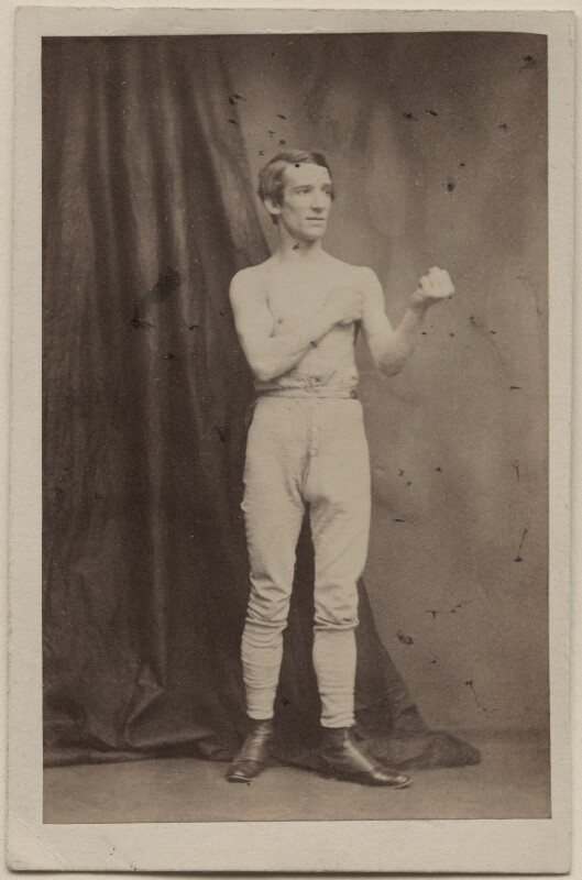 Mr Shaw, published by George Newbold, early 1860s - NPG Ax47097 - © National Portrait Gallery, London