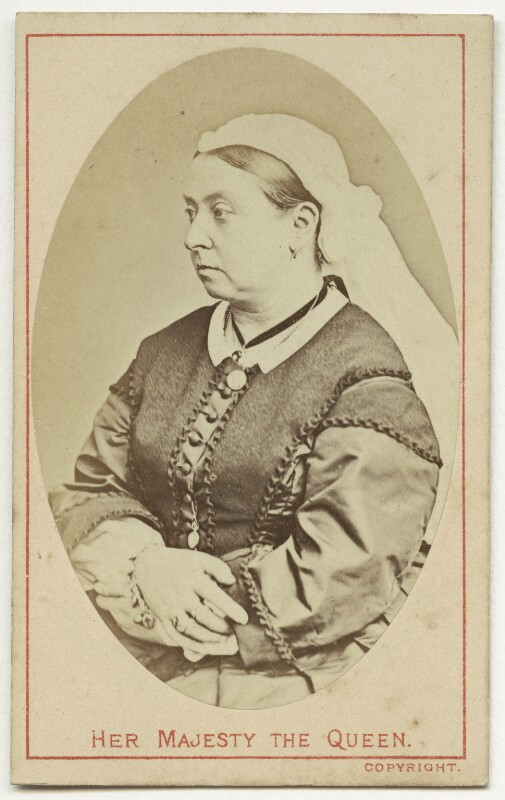 Queen Victoria, published by E. Moses & Son, 1860s - NPG x36262 - © National Portrait Gallery, London