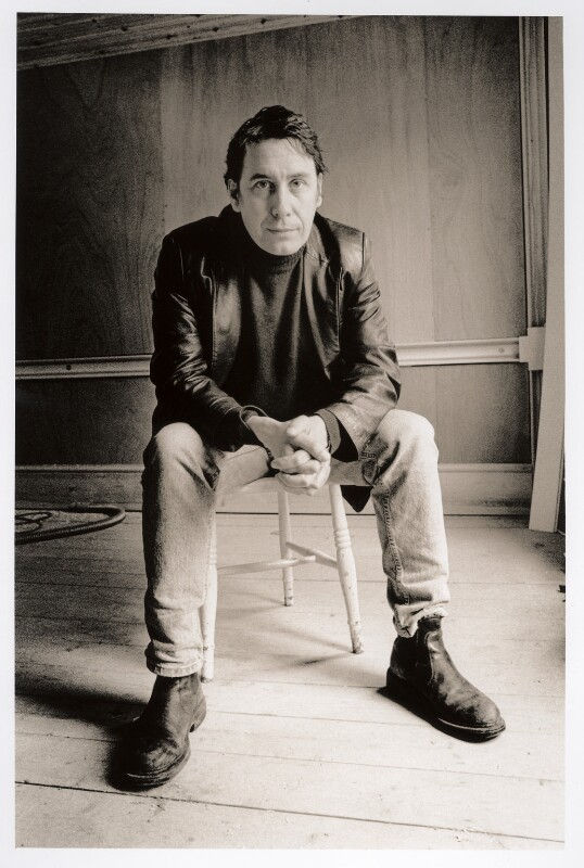 Jools Holland, by Rob Hann, 7 April 1999 - NPG x88904 - © Rob Hann