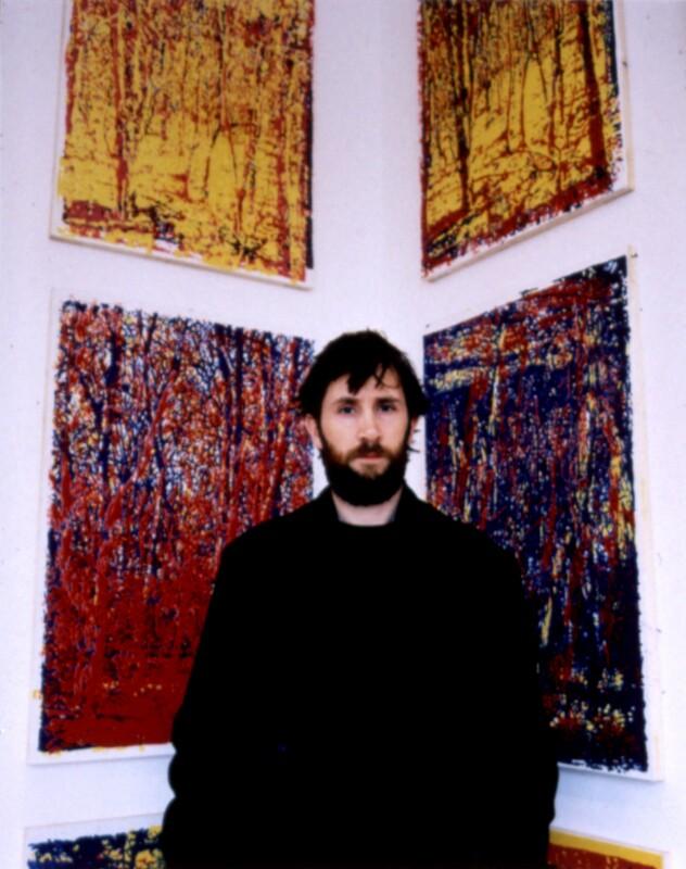 Angus Fairhurst, by Polly Borland, November 1998 - NPG x87746 - © Polly Borland