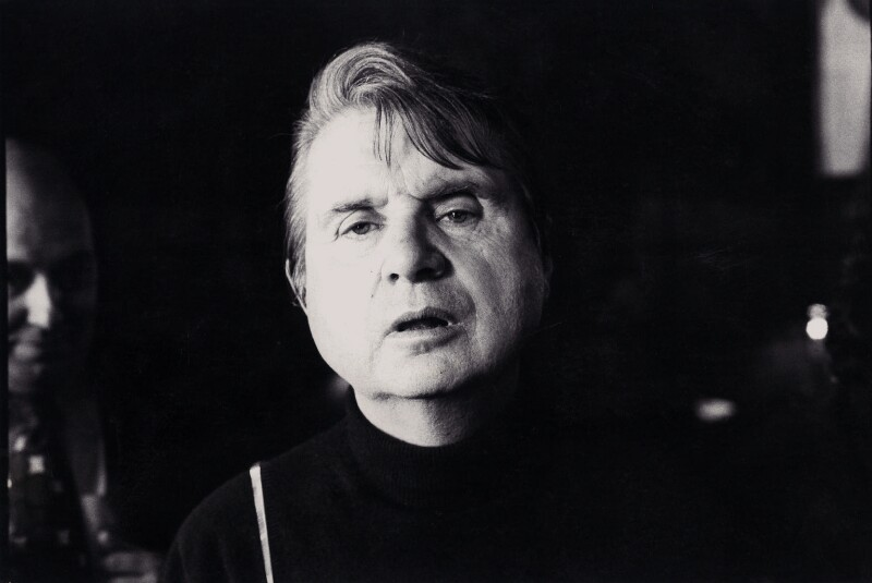 Francis Bacon, by Peter Stark, 1975 - NPG x1531 - © Peter Stark