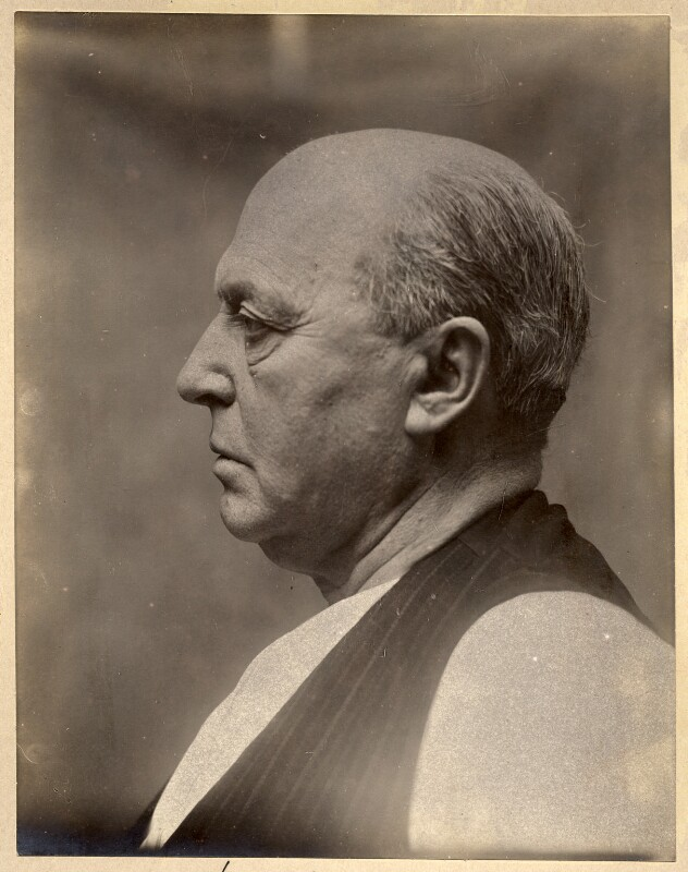 Henry James, by Frederic Hilaire D'Arcis, 1913 - NPG x18723 - © National Portrait Gallery, London