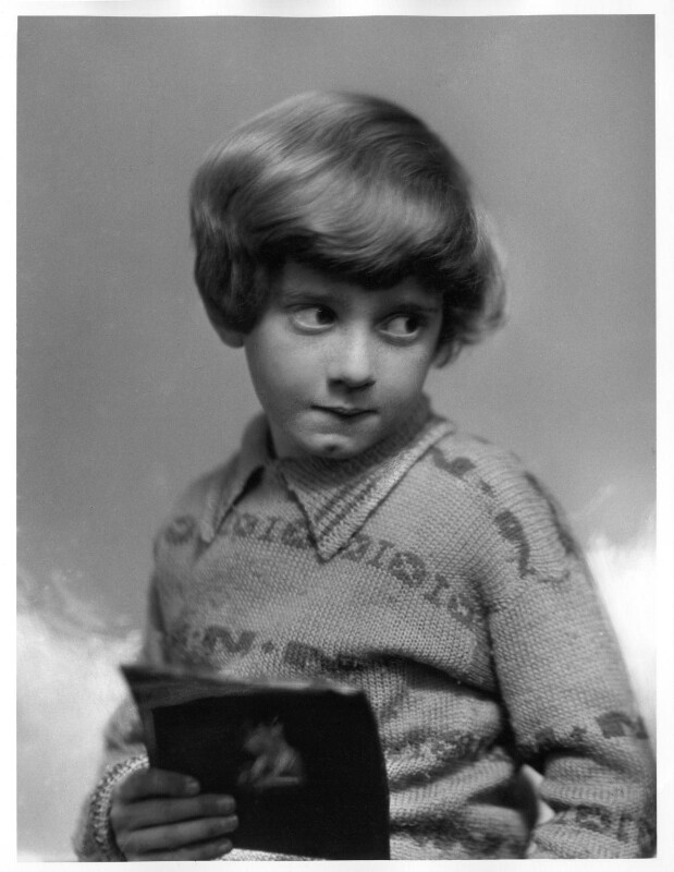 Christopher Robin Milne, by Marcus Adams, 14 March 1928 - NPG x36160 - © estate of Marcus Adams / Camera Press