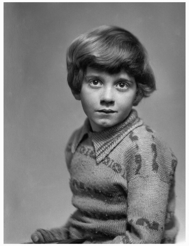 Christopher Robin Milne, by Marcus Adams, 14 March 1928 - NPG x36161 - © estate of Marcus Adams / Camera Press