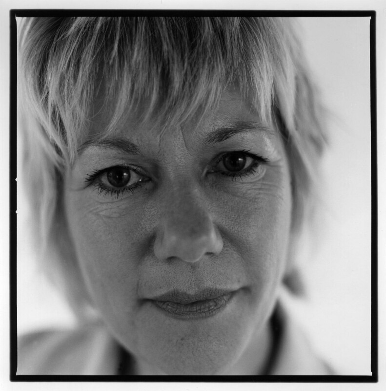 Jude Kelly, by John Arnison, May 2001 - NPG x88997 - © John Arnison / National Portrait Gallery, London