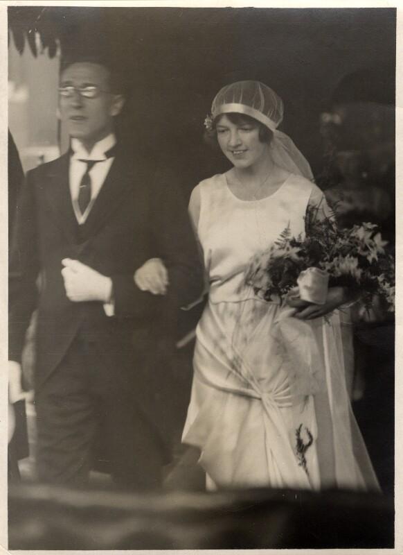 Douglas Illingworth; Winifred Radford, by Stop Press Agency, 12 April 1920 - NPG x88964 - © National Portrait Gallery, London