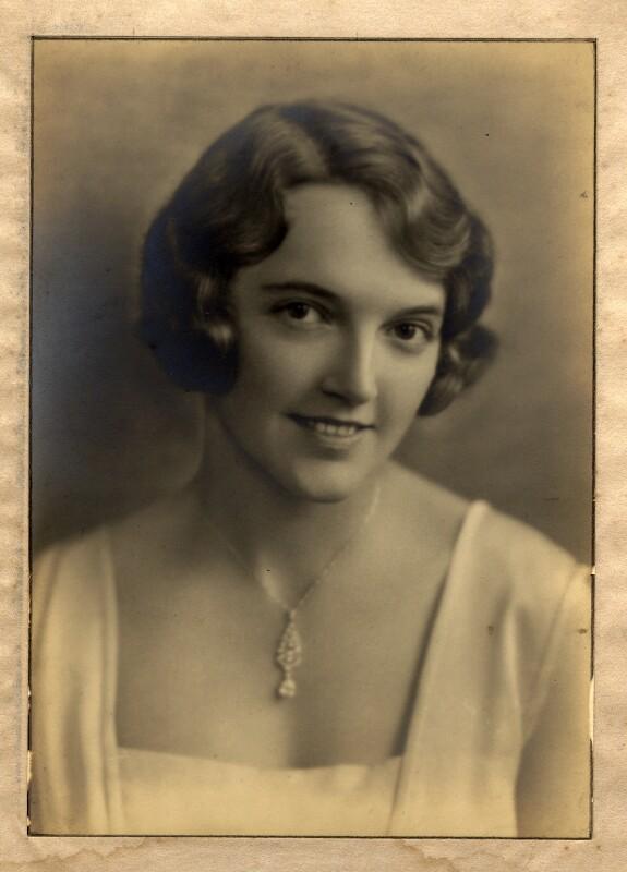 Winifred Radford, by Lassalle Ltd, 1920s - NPG x88966 - © National Portrait Gallery, London