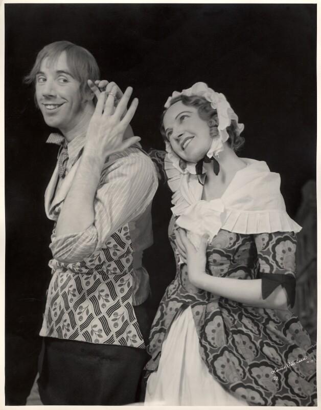 Geoffrey Thomas Dunn; Winifred Radford, by Lucas & Pritchard, 1938 - NPG x88975 - © National Portrait Gallery, London