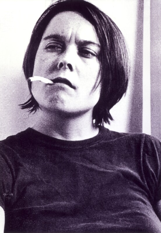 Sarah Lucas ('Fighting Fire with Fire'), by Sarah Lucas, 1996 - NPG P884(7) - © Sarah Lucas