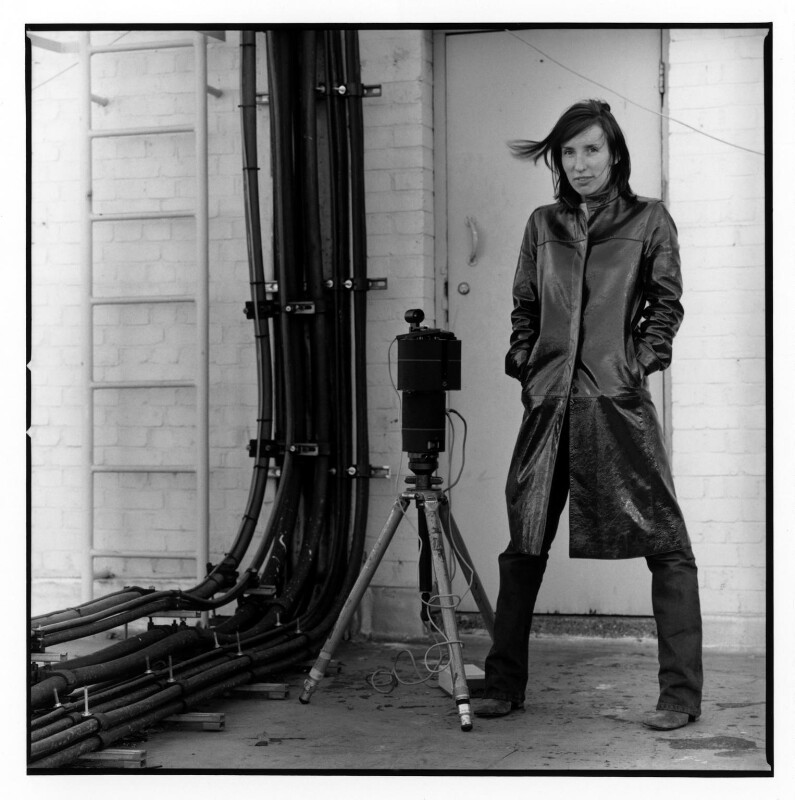 Sam Taylor-Johnson (Sam Taylor-Wood), by Nicholas Sinclair, 1999 - NPG x125011 - © Nicholas Sinclair / DACS