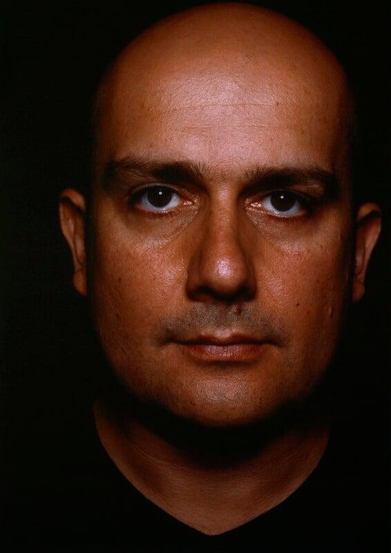 Marc Quinn, by Marc Quinn, 2001 - NPG 6592(2) - © National Portrait Gallery, London