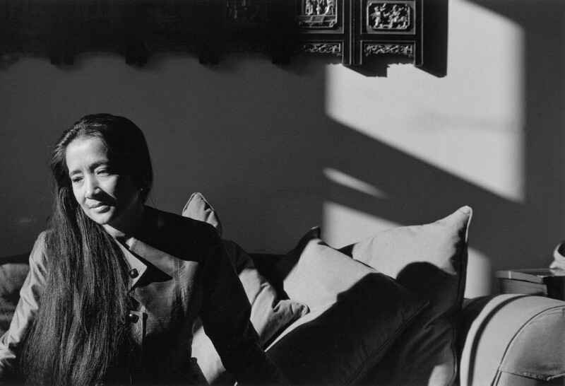 Jung Chang, by Anderson & Low, 1996 - NPG x76980 - © reserved; collection National Portrait Gallery, London
