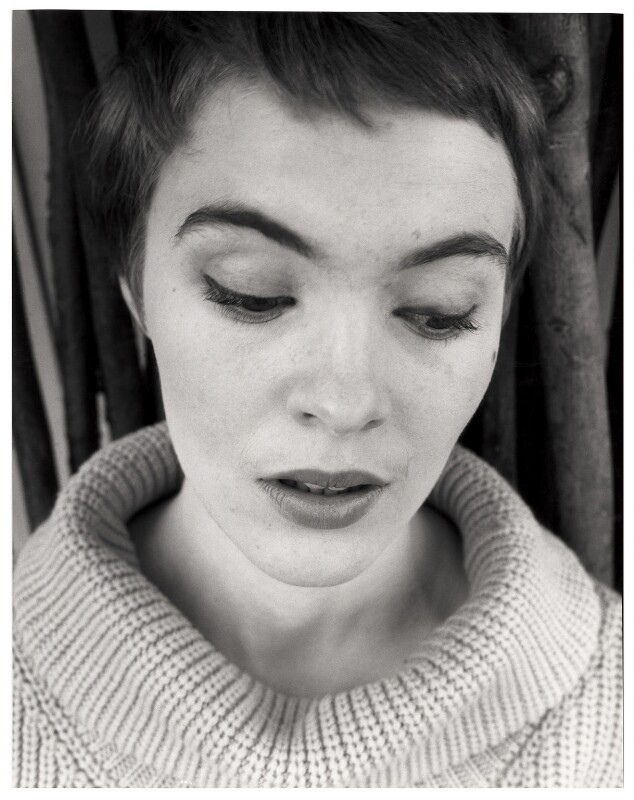 Jean Seberg, by Norman Parkinson, 1957 - NPG x30040 - © Norman Parkinson Archive
