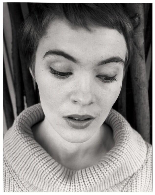 Jean Seberg, by Norman Parkinson, 1957 - NPG x30040 - © Norman Parkinson Archive