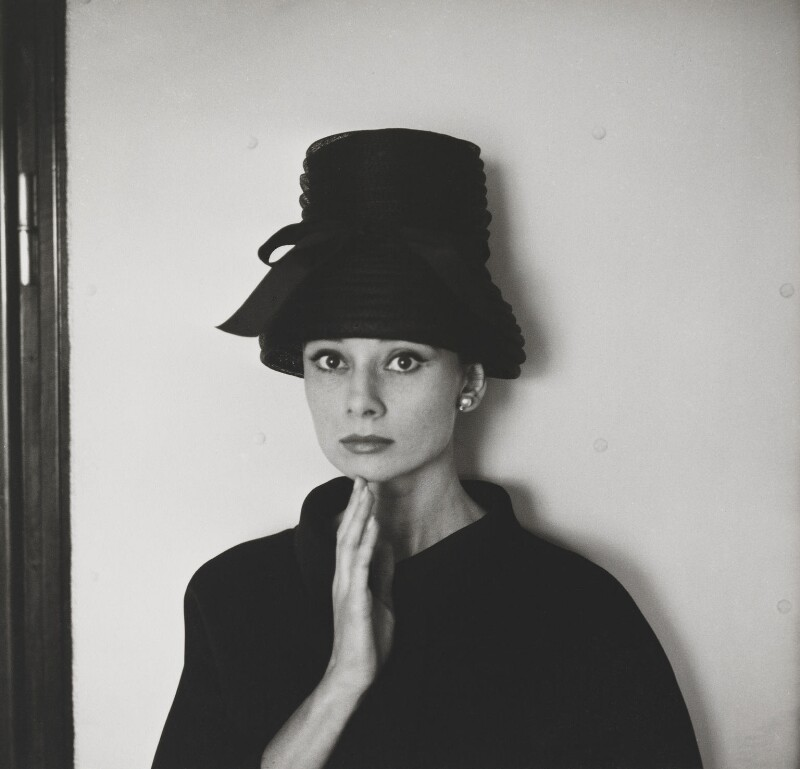 Audrey Hepburn, by Cecil Beaton, 1960 - NPG x14103 - © Cecil Beaton Studio Archive, Sotheby's London