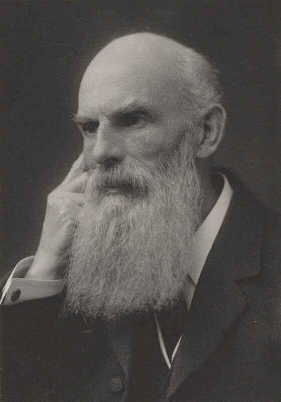 Silas Kitto Hocking, by James Russell & Sons, 1910s - NPG Ax39056 - © National Portrait Gallery, London